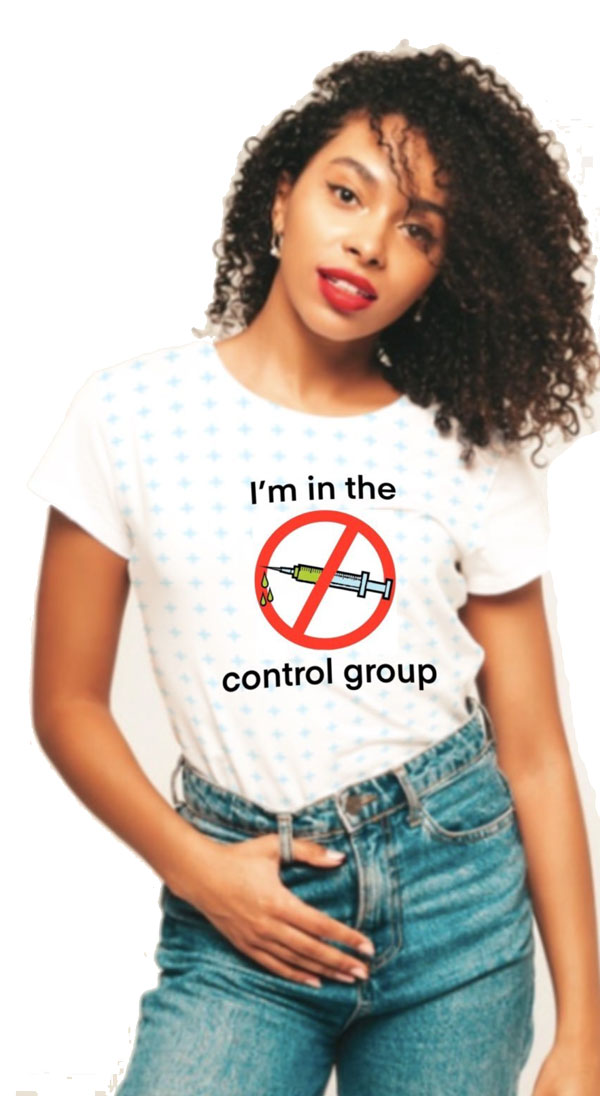 girl wearing tshirt